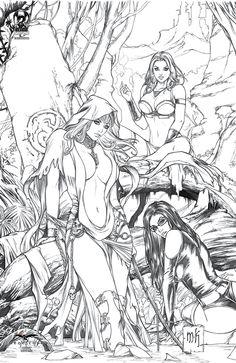 Grimm fairy tales OZ by pant.deviantart.com on @deviantART ...