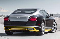 "Bentley Continental GT Speed ""Breitling Jet Team Series"" (2015)."