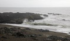 Smelt Sands State Recreation Site is a small, but beautiful state park, made of basalt shoreline near Yachats on the Oregon Coast. It has also become a poster park for beach safety after two teenagers were killed by a sneaker wave at the park in 2011. (Jamie Hale/The Oregonian)