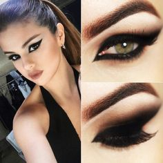 SELENA GOMEZ MAKEUP https://www.youtube.com/watch?v=HAVDZ931Xp4