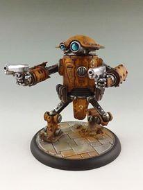 Atlantic Union Assault Bot MkII #2