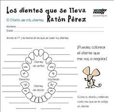 El cuento del Ratoncito Pérez. Se vende von Wondernology auf Etsy