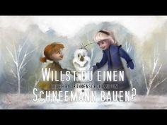 ❅ Die Eiskönigin - Willst du einen Schneemann bauen?「Cover」❅ - YouTube