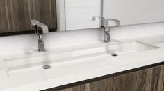 """West style cube sink 48"""" - used at Bergen St kids bath"""