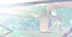 ideas for anime art aesthetic gif Aesthetic Japan, Japanese Aesthetic, Aesthetic Gif, Aesthetic Wallpapers, Wattpad, Anim Gif, The Garden Of Words, Anime Pictures, Gifs