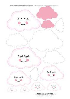 Uau! Veja o que temos para Nuvens para Festa Chuva de Amor