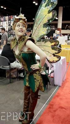 Steampunk tinkerbell @Andrew Jex What do you think?
