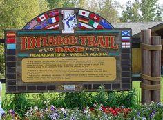 Wasilla, AK : Iditarod Trail Headquarters