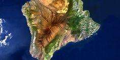 Η απίστευτη ομορφιά της Γης… από ψηλά! Το Μεγάλο Νησί της Χαβάης big island of hawaii