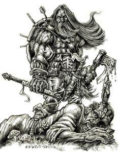 Beautiful sketches inspired by Vikings and Norse Myth from VikingMyke Tatto Viking, Viking Warrior Tattoos, Viking Tattoo Sleeve, Norse Tattoo, Viking Art, Armor Tattoo, Viking Ship, Viking Drawings, Vikings