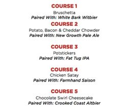 July 28 2016, Micky's Public House Presents The Driftwood Brewing Craft Beer Pairing Dinner! Sweet, savoury and definitely packing a punch this 5 course pairing menu featuring Driftwood Brewing will certainly leave your senses just perfectly overloaded.