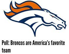 Damn Right! Go Broncos, beat S.F.
