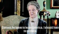 downton abbey quotes | Downton Abbey Season 3, Episode 1 Recap: Many Things May Change, But ...