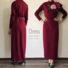 Sold Out! فستان بتفاصيل رائعة و قصة انيقة و خامة ربيعية عالية الجودة من تصميم غادة عثمان.. (( الكمية محدودة)) Available Sizes: S & M الطلب و الاستفسار- وتساب: 00962787911119 00962795756560 #ghadashop #turban #turbans #accessories @ghadaaccessories #instahijab #hijab #fashion #hijabfashion #jeans #instafashion #casual #stylish #veildgirls #ladies #dress #skirt #shirt #pearl #modesty #abaya #cardigan #skirt #classy #vintage #designs #newcollection