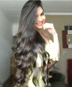 Ash Brunette. Hair is unbelievably gorgeous. Scale from 1-10, this is a 12!