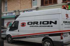 Demoliciones ORION.