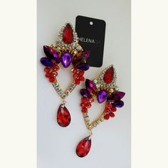 #ShareIG #helenadia  #handmade  #statementnecklace  #lux  #earrings  #mindjuse  #nakit  #fashion  #handmade
