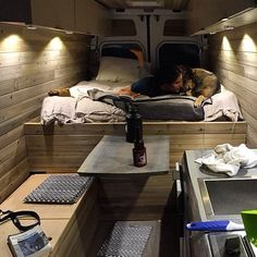 90 interior design ideas for camper van apartment living