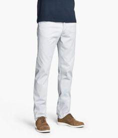 H&M Twill Pants Slim fit $24.95