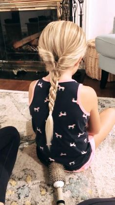 Baby Girl Hairstyles, Pretty Hairstyles, Prom Hairstyles, Natural Hairstyles, Easy Kid Hairstyles, Kids Girl Haircuts, Easy Hairstyle Video, Halloween Hairstyles, Hairstyle Short