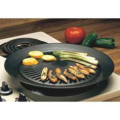 Smokeless Indoor Stovetop Barbecue Grill -- You can get more details by clicking on the image.