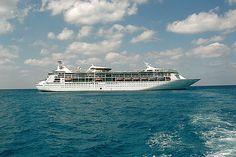 Cruise around the world...