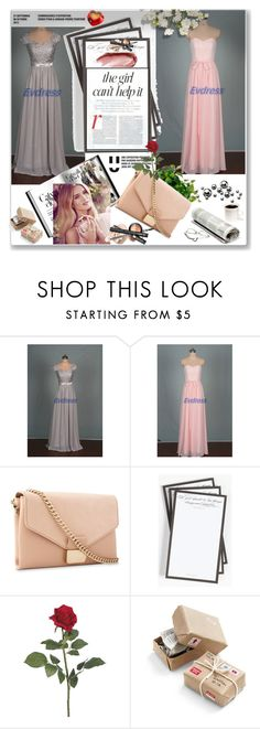 """Bridesmaid-dress,set 7"" by sajra-de ❤ liked on Polyvore featuring Urban Decay, Whiteley, Whistles, Ben's Garden, Jennifer Lopez and Chronicle Books"