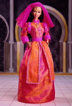1999 Moroccan Barbie® Doll | Barbie Collector, Release Date: 1/1/1999 Product Code: 21507, $24,99 Orginal Price
