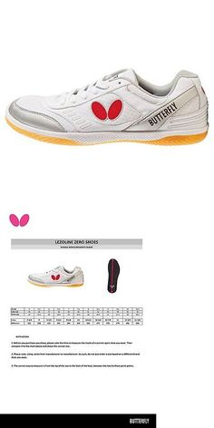 1e19b061035a1 Other Table Tennis Ping Pong 97076: Butterfly Table Tennis Lezoline Zero  Shoe, 8.5 26.5 -> BUY IT NOW ONLY: $70.34 on eBay!