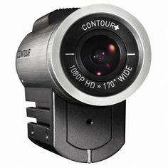 Perfect for capturing your urban ride | Contour Plus Video Camera | Helmet Cameras