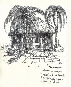 Cabañita en Huatulco-Oax Gmo.L.11
