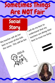 Wow!  This resource got a major overhaul and has more than doubled in size.  It now includes 2 separate stories (one with real photos and one with images students can color).  Includes an activity and power cards.  Check out this great behavior management