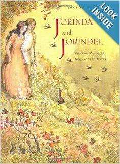Jorinda and Jorindel: Watts B., Bernadette Watts: 9780735819870: Amazon.com: Books