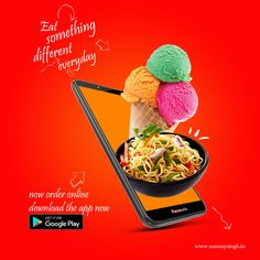 Check out my project: Food Graphic Design, Food Poster Design, Creative Poster Design, Ads Creative, Creative Advertising, Web Design, Advertising Design, Food Design, Promotional Design