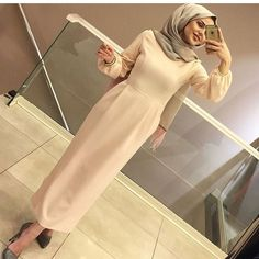 Please scroll to the colors of our dress Price Shipping incl. Please scroll to the colors of our dress Price Shipping included Size range Length Abaya Fashion, Muslim Fashion, Modest Fashion, Fashion Dresses, Hijab Dress, Hijab Outfit, Jumpsuit Dress, Modele Hijab, Tan Dresses