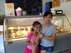 #plogyourworld #ScoopofArt #Daughters #siblings #promotion #icecream #backdrop #background #decoration #menu #life #live #moments #memories #fun