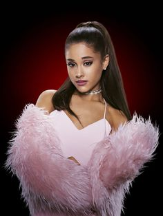 Pin for Later: 'Tis the Season to Get All Your Outfit Inspiration From Scream Queens  Ariana Grande as Chanel #2 is basically Ariana Grande as Ariana Grande.