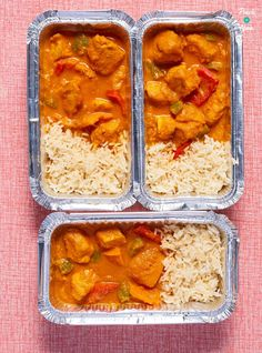 Our slimming-friendly Chicken Korma Curry - perfect if you're counting calories or following a diet plan like Weight Watchers!