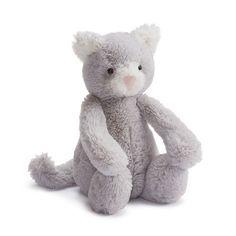 """Jellycat Bashful Kitty Small 7"""""""