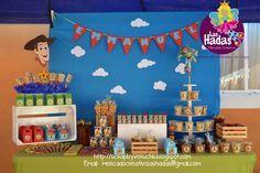 toy story mesa de dulces - Buscar con Google