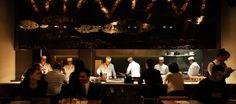 ENGAWA: this high-end Japanese restaurant in Ham Yard specialises in sashimi and Kobe beef #kairosinspiration #thekairoscollective