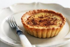 These traditional custard tarts are the perfect comfort food any time of day.