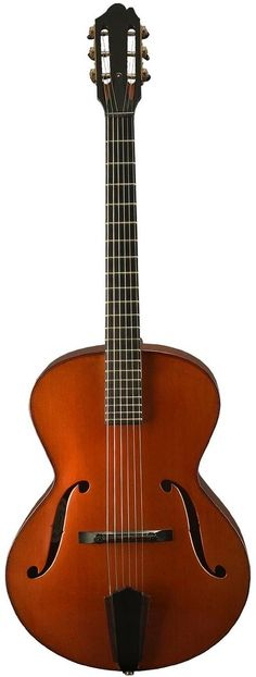 frettedchordophones: Comins Lap Cello Archtop Guitar =Lardys Chordophone of the day - a year ago --- https://www.pinterest.com/lardyfatboy/