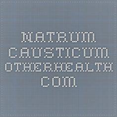 Natrum Causticum - otherhealth.com