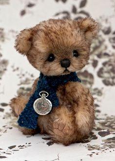 **TEDDY BEAR's Three O'Clock Bears.....FABULOUS created by Jenny Johnson.