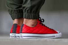"Converse Chuck Taylor All Star ""Quilted"" Pack - EU Kicks: Sneaker Magazine"