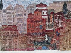 City Photo, Photo, Painter, Greek Art, Art, Aerial