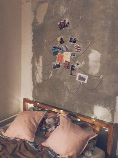 Christmas decor for home #loft #home #Christmas #bedroom