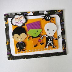 Doodlebug Design Inc Blog: Halloween Parade Sweet Treats & Sentiments
