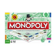 Monopoly, Evergreen, Games, Game, Playing Games, Gaming, Toys, Spelling